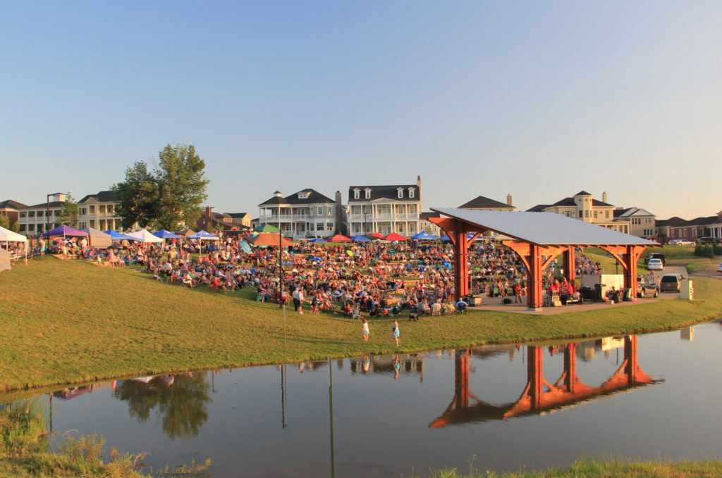 Norton Commons Amphitheater